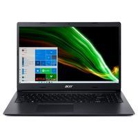 Notebook Acer Aspire 3 A315-23-R6HC AMD Ryzen 5-3500U, 8GB, 512GB SSD, 15.6 HD Ultrafino, Windows 10 Home, Preto - NX.A39AL.004