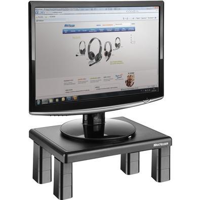 Suporte Multilaser Quadrado para Monitor de Mesa - AC125