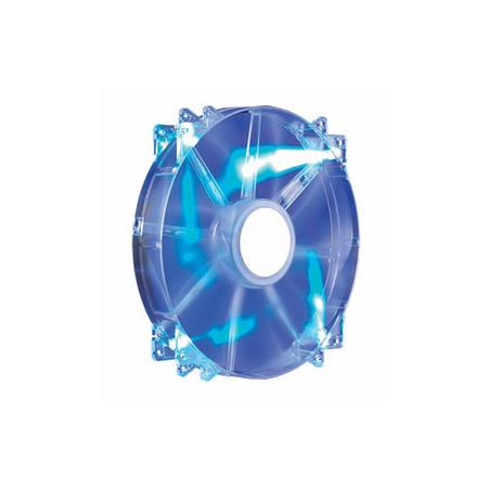 Cooler CoolerMaster FAN 200mm CASEFAN MEGAFLOW BLUE R4-LUS-07AB-GP