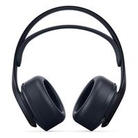 Headset sem Fio Sony Pulse 3D, Adaptador Sem Fio USB, PS4 e PS5, Midnight Black - CFI-ZWH1R01