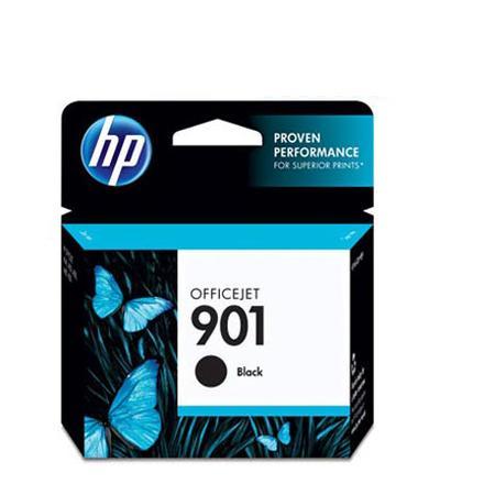 Cartucho de Tinta HP Officejet 901, Preto - CC653AB