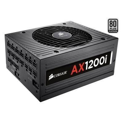 Fonte Corsair 1200W 80 Plus Platinum Modular AX1200i - CP-9020008