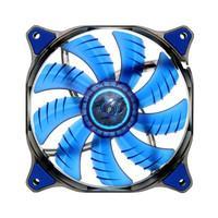 Cooler FAN Cougar Dual-X 120x120x25mm Blue LED CF-D12HB-B