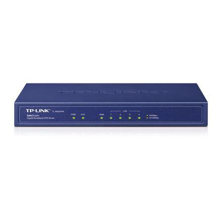 Roteador TP-Link Broadband VPN 4- Portas Gigabit TL-R600VPN