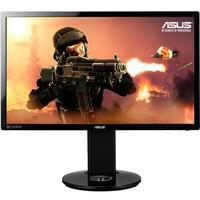 Monitor Gamer Asus LED 24´ Widescreen, Full HD, HDMI/DVI/Diplay Port, Som Integrado, 144Hz, 1ms, Altura Ajustável  - VG248QE