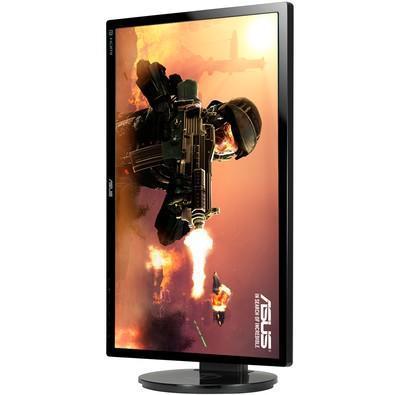 Monitor Gamer Asus LED 24´ Widescreen, Full HD, HDMI/DVI/Display Port, Som Integrado, 144Hz, 1ms, Altura Ajustável  - VG248QE