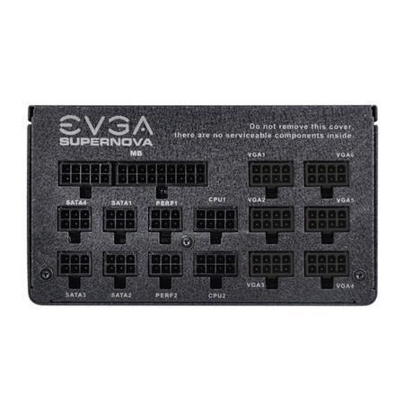 Fonte EVGA 1300W 80 Plus Gold Modular SuperNova 120-G2-1300-X
