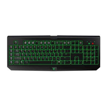 Teclado Mecânico Gamer Razer Blackwidow Ultimate Stealth 2014, LED Verde, Switch Razer Orange, US