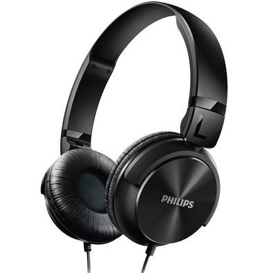 Headphone Philips P2, Driver 32mm, Preto - SHL3060BK