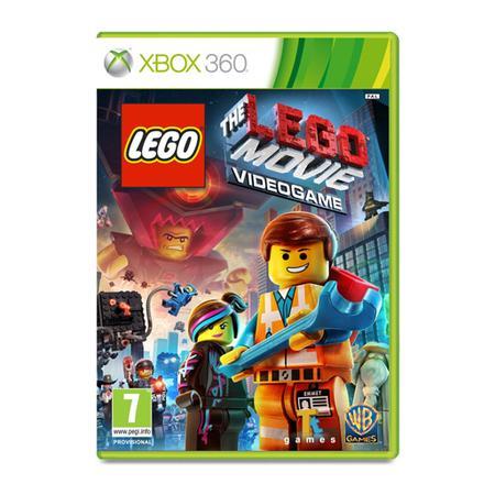 Game The Lego Movie Xbox 360