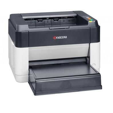 Impressora Convencional Kyocera Fs1040 Laser Monocromática Usb Bivolt