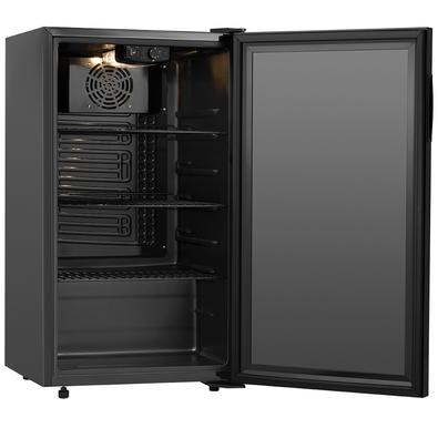 Cervejeira Frostbier Philco, 160W, Porta com vidro duplo, Display de Temperatura, Preto CER P-01 - 110V