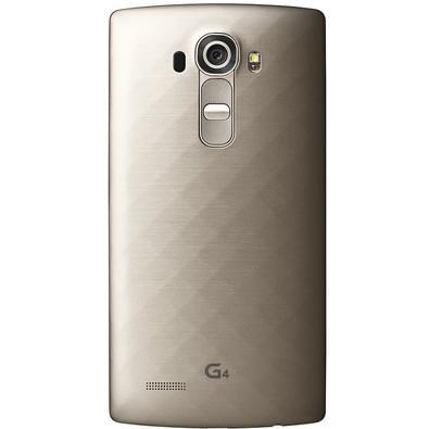 Smartphone LG G4, 32GB, 16MP, Tela 5.5´, Dourado - H818P