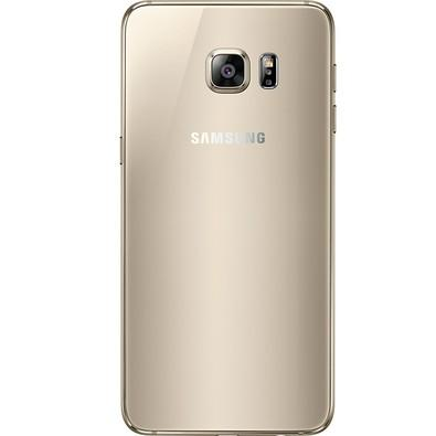 Smartphone Samsung Galaxy S6 Edge+ 32GB, 16MP, Tela 5.7´, Dourado - G928
