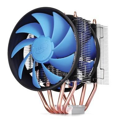 Cooler para Processador Gamer DeepCool Intel/AMD Frostwin V2.0