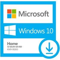 Microsoft Windows 10 Home 32/64 Bits ESD KW9-00265 - Digital para Download