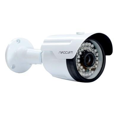 Câmera Neocam c/Infra 36 Leds AHD 1.0 Megapixel 720p c/Filtro IR-CUT 3,6mm Waterproof - NC525