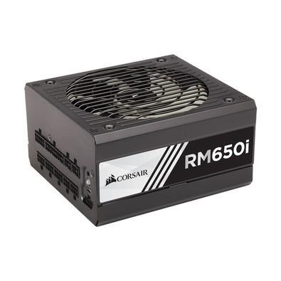Fonte Corsair 650W 80 Plus Gold Modular RM650i - CP-9020081