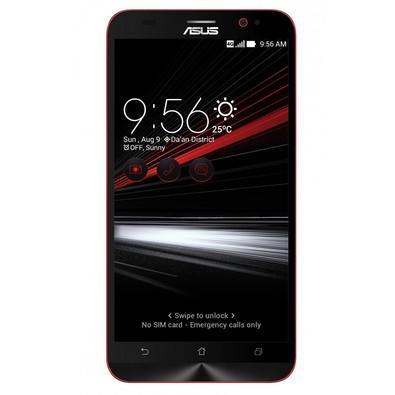 Smartphone Asus Zenfone 2 Deluxe Special Edition, 256GB, 13MP, Tela 5.5´, Preto + Tampa Texturizada Prata - ZE551ML-2J762WW