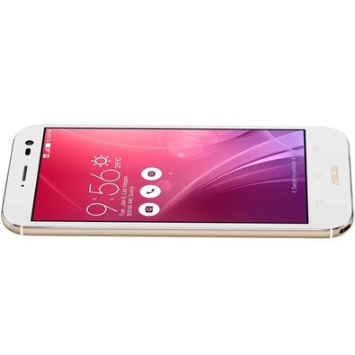 Smartphone Asus Zenfone Zoom, 128GB, 13MP, Tela 5.5´, Branco - ZX551ML-1B094BR
