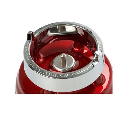 Liquidificador Oster 4126 220V Clássico Vermelho 600W  3 Velocidades 4126-057