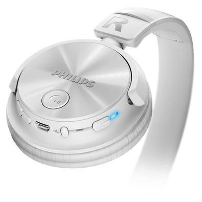 Headphone Philips Estereo Bluetooth SHB3060WT/00 Branco