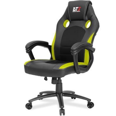 Cadeira Gamer DT3sports GT, Black Yellow - 10299-1