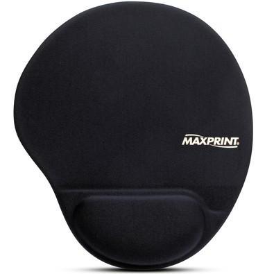 Mousepad Maxprint com Apoio para Pulso em Gel - 60448-4