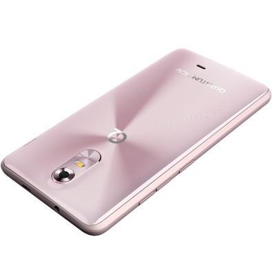 Smartphone Quantum MUV Cherry Blossom, 16GB, 13MP, Tela 5.5´, Rosa