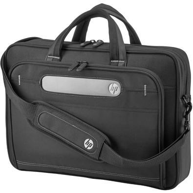 Maleta HP Business para Notebook até 15,6´ - Com alça removível, organizador e bolso para bagagem - Preta - H5M92AA