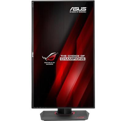 Monitor Gamer Asus ROG Swift LED 27´ Widescreen, WQHD, IPS, HDMI/Display Port, GSync, Som Integrado, 165Hz, Altura Ajustável - PG279Q