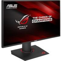 Monitor Gamer Asus ROG Swift LED 27´ Widescreen, WQHD, IPS, HDMI/Display Port, GSync, Som Integrado, 165Hz, Altura Ajustável - PG279Q