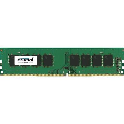 Memória Crucial 8GB, 2400MHz, DDR4, CL17 - CT8G4DFD824A
