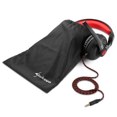 Headset Gamer Sharkoon Rush ER2 Red