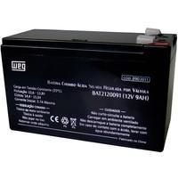 Bateria WEG Selada - VRLA 12V/9AH (TERM. 1/4´) 13714063