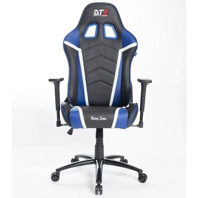 Cadeira Gamer DT3sports Modena, Black Blue - 10501-7
