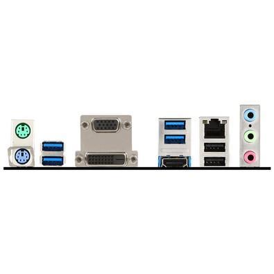 Placa-Mãe MSI H110M Gaming, Intel LGA 1151, mATX, DDR4