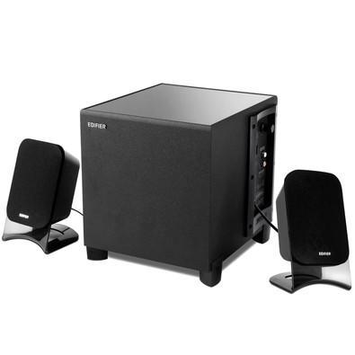 Caixa de Som com FM, USB e Cartão SD EDIFIER XM2PF 21W RMS - Bivolt