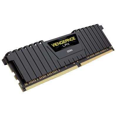 Memória Corsair Vengeance LPX, 16GB (2x8GB), 2400MHz, DDR4, CL14, Preto - CMK16GX4M2A2400C14