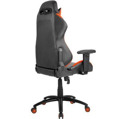 Cadeira Gamer Alpha Gamer Gamma, Black Orange