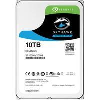 HD Seagate SATA 3,5´ Surveillance SkyHawk 10TB 7200RPM 256MB Cache SATA 6.0Gb/s - ST10000VX0004