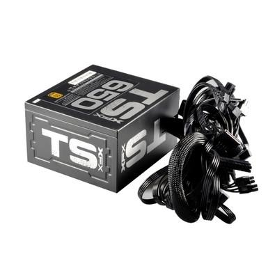 Fonte XFX 650W TS 80 Plus Gold P1-650G-TS3X