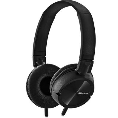 Headphone Fortrek HPF-501BK Preto - 60993