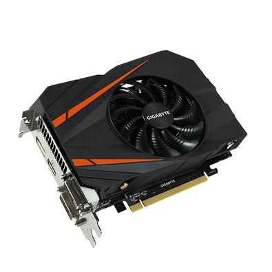 Placa de Vídeo NVIDIA GIGABYTE GEFORCE GTX 1060 Mini ITX OC 3G - GV-N1060IXOC-3GD