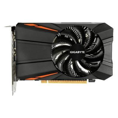 Placa de Vídeo Gigabyte NVIDIA GeForce GTX 1050 2GB, GDDR5 - GV-N1050D5-2GD