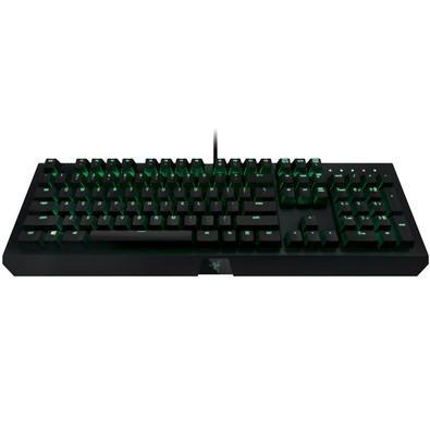 Teclado Mecânico Gamer Razer Blackwidow X Ultimate, LED Verde, Switch Cherry MX Blue, US - RZ03-01761100-W3M1