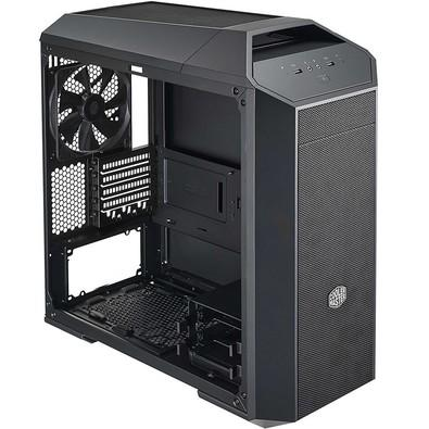 Gabinete Coolermaster Mastercase PRO 3  USB 3.0 X 2 MICRO ATX MCY-C3P1-KWNN