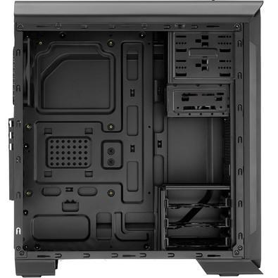 Gabinete AeroCool Gamer AERO-500 Window Preto - EN55576