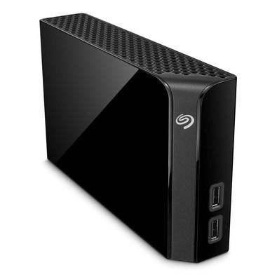 HD Seagate Externo Backup Plus Hub USB 3.0 6TB Preto - STEL6000100