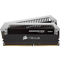 Memória Corsair Dominator Platinum 16GB (2x8GB) 3000Mhz DDR4 CL15 - CMD16GX4M2B3000C15